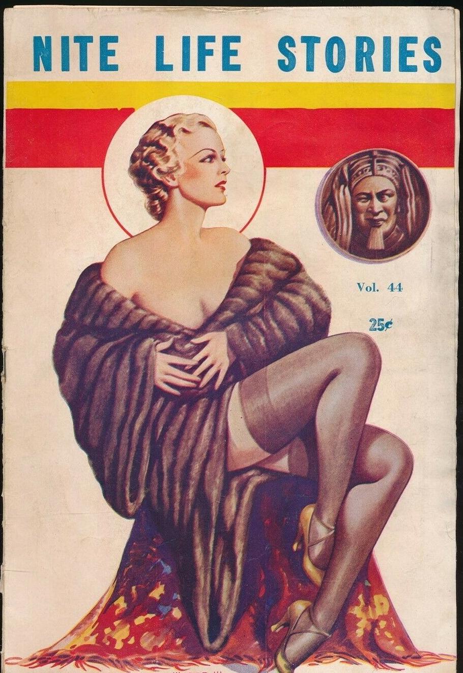 Nite Life Stories - 1930s?